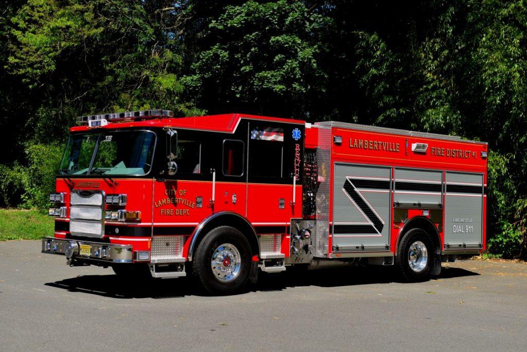 Lambertville NJ Rescue 17